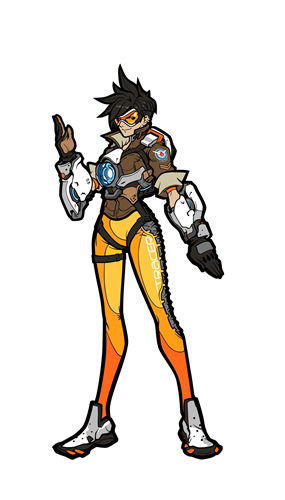 FiGPin Overwatch Tracer