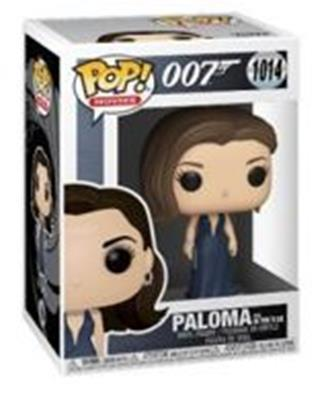 Funko Pop! Movies Paloma From No Time to Die Stock