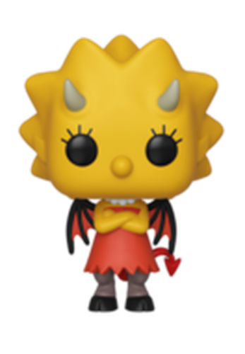 Funko Pop! Animation Demon Lisa