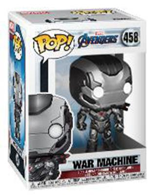 Funko Pop! Marvel War Machine Stock