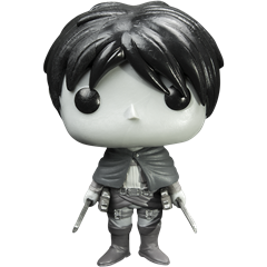 Eren Jaeger (Black & White)