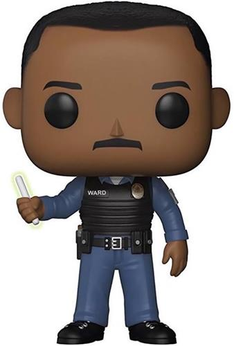 Funko Pop! Movies Daryl Ward (w/ Wand) - CHASE