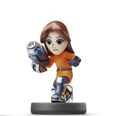 Amiibo Super Smash Bros. Mii Gunner Icon