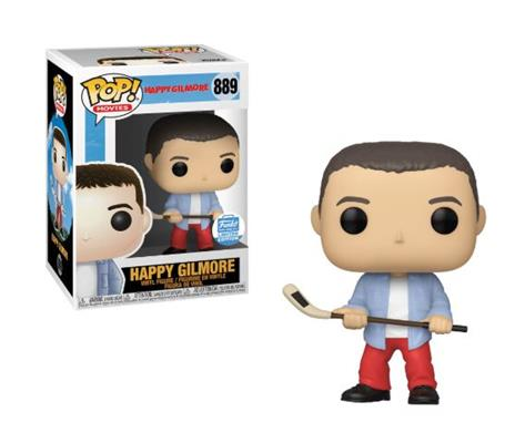 Funko Pop! Movies Happy Glimore (Hockey Stick)