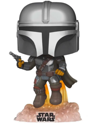 Funko Pop! Star Wars The Mandalorian