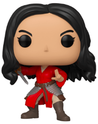 Funko Pop! Disney Mulan (Warrior)