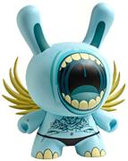 "Kid Robot 8"" Dunnys Big Mouth (Blue)"
