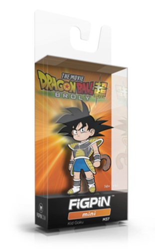 FiGPin Dragon Ball Super Kid Goku Stock