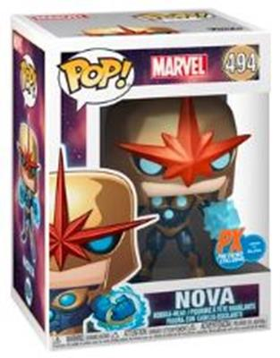 Funko Pop! Marvel Nova Stock