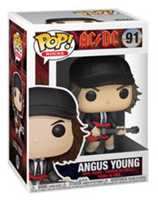 Funko Pop! Rocks Angus Young Stock