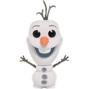 Funko Pop! Disney Olaf (Flocked)