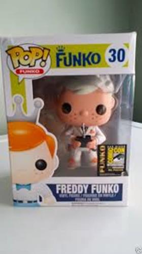 Funko Pop! Freddy Funko Dr. Emmett Brown