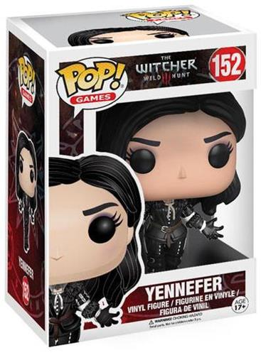 Funko Pop! Games Yennefer Stock Thumb