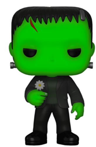 Funko Pop! Movies Frankenstein (Glows in the Dark)