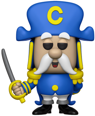 Funko Pop! Ad Icons Cap'n Crunch (w/ Sword)