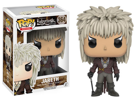 Funko Pop! Movies Jareth Stock