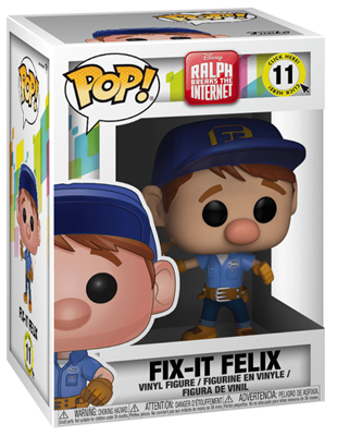 Funko Pop! Disney Fix-It Felix Stock Thumb