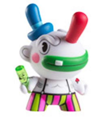 Kid Robot Special Edition Dunny Birro the Clown