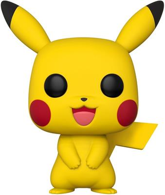 Funko Pop! Games Pikachu - 10""