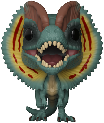 Funko Pop! Movies Dilophosaurus