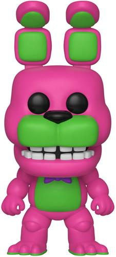 Funko Pop! Games Bonnie (Blacklight)