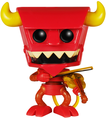 Funko Pop! Animation Robot Devil (w/ Violin)
