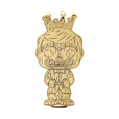Funko Pop! Pins Golden Freddy Idol Icon