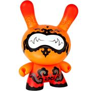 "Kid Robot 20"" Dunnys Orange Drop"