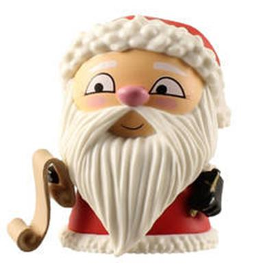 Mystery Minis Nightmare Before Christmas Series 2 Santa Claus Icon Thumb