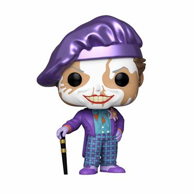 Funko Pop! Heroes The Joker Batman 1989 (Chase)