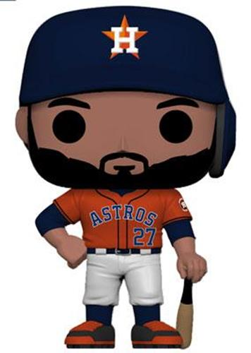 Funko Pop! MLB Jose Altuve (Orange)