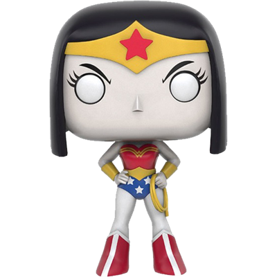 Funko Pop! Television Raven as Wonder Woman