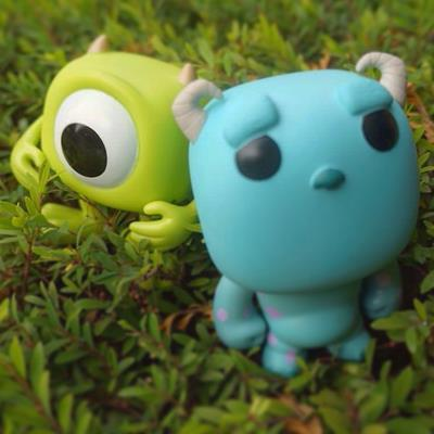 Funko Pop! Disney Sulley funkocommander on tumblr.com
