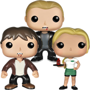 Funko Pop! Television Bill Compton, Sookie Stackhouse, Eric Northman