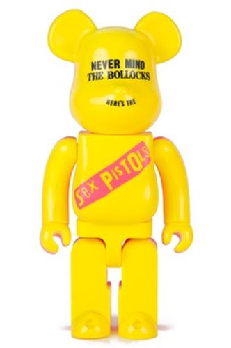 Be@rbrick Sex Pistols Never mind the Bollocks (US) 1000% Icon
