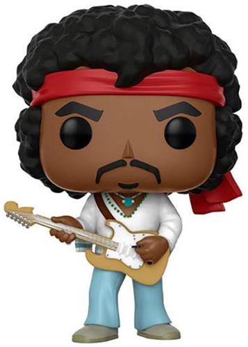Funko Pop! Rocks Jimi Hendrix Icon