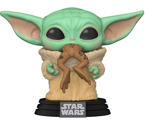 Funko Pop! Star Wars The Child With Frog