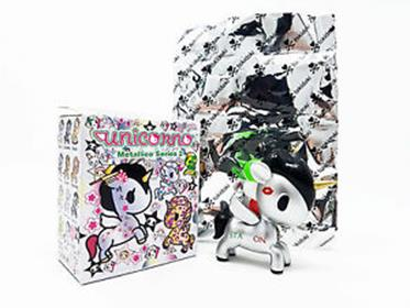 Tokidoki Unicorno Metallico Series 2 Mario Stock