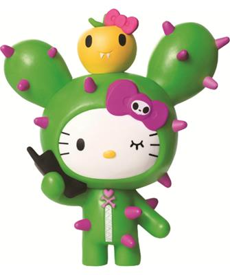 Tokidoki Hello Kitty 7-Eleven Cactus Kitty Icon