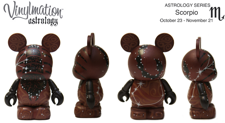 Vinylmation Open And Misc Astrology Scorpio