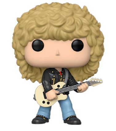 Funko Pop! Rocks Rick Savage