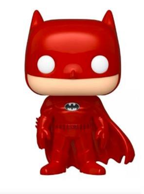 Funko Pop! Heroes Batman (Red Metallic)