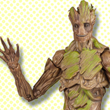 Marvel Legends Groot Series