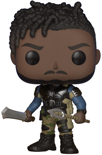 Funko Pop! Marvel Erik Killmonger