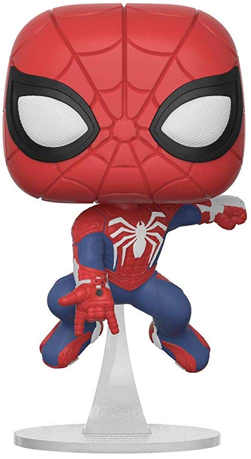 Funko Pop! Games Spider-Man  Icon