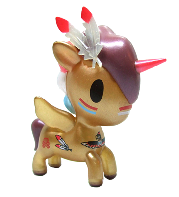 Tokidoki Unicorno Metallico Series 3 Timber