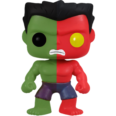 Funko Pop! Marvel Hulk (Compound)