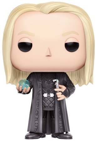 Funko Pop! Harry Potter Lucius Malfoy (Holding Prophecy)