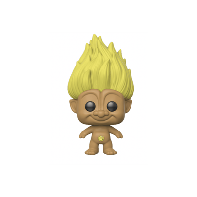 Funko Pop! Trolls Yellow Troll