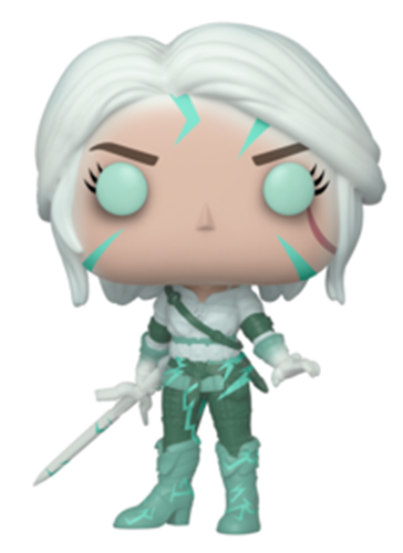 Funko Pop! Games Ciri (Glow-in-the-Dark)